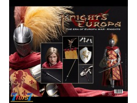 Pop Toys 1/6 ALS004 Armor Legend Series - The Era of Europa War Griffin Knight_ Box Set _PT110A