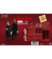 [Pre-order deposit] Pop Toys 1/12 BGS014 Bean-Gelo Series: The Fourth Bomb Elegant Devil - Elegant Man_ Box _PT123B