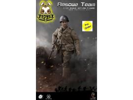 [Pre-order deposit] Pop Toys 1/12 CMS002 WWII US Rescue Squad - Captain_ Box Set _PT108B