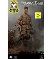 [Pre-order deposit] Pop Toys 1/12 CMS003 WWII US Rescue Squad - Paratrooper_ Box Set _PT108C