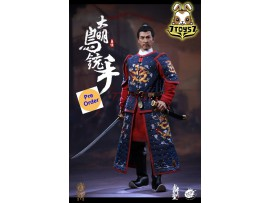 [Pre-order] Ding Sheng x Pop Toys 1/6 Ming Dynasty Musketeer Set A_ Box Set _PT085Y