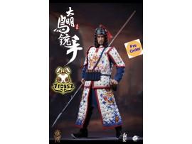 [Pre-order] Ding Sheng x Pop Toys 1/6 Ming Dynasty Musketeer Set B_ Box Set _PT085Z