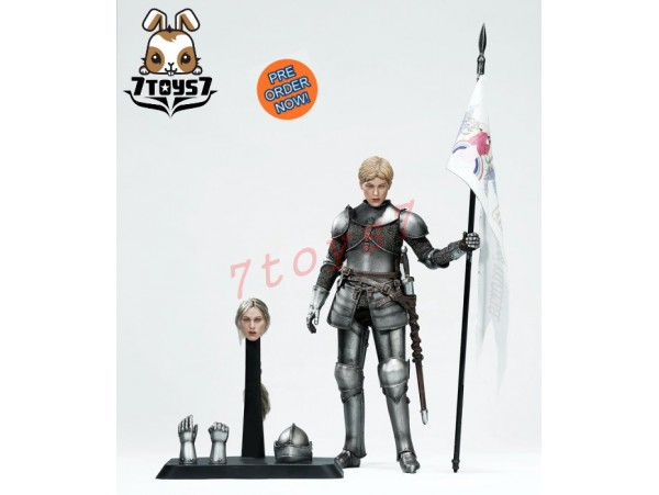[Pre-order] PopToys 1/6 EX019A Saint Knight - Charge Version_ Box Set _PT083Y
