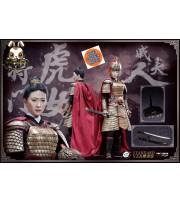 [Pre-order] PopToys 1/6 EX020 Heroine Mrs. Qi_ Standard version Box Set _Ancient China PT084Y