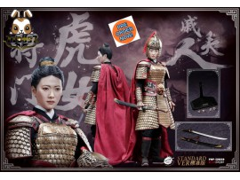 [Pre-order] PopToys 1/6 EX020 Heroine Mrs. Qi_ Standard version Box Set _Ancient China PT084Y