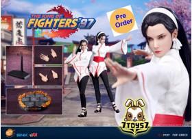 [Pre-order] PopToys 1/6 EX023 KOF97 - Chizuru Kagura_ Box Set _SNK PT091Z