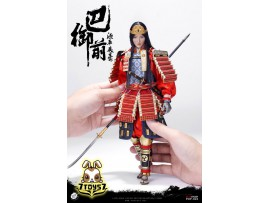 PopToys 1/6 EX024A The first beauty female general of Japan Genpei heroine -Tomoe Gozen_ Box Set _Now PT094Z
