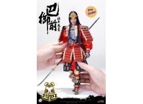 [Pre-order] PopToys 1/6 EX024A The first beauty female general of Japan Genpei heroine -Tomoe Gozen_ Box Set _Now PT094Z