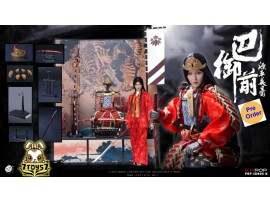 [Pre-order deposit] PopToys 1/6 EX024B The first beauty female general of Japan Genpei heroine - Tomoe Gozen_ Box Set _Now PT094Y