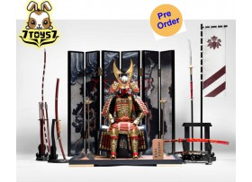 [Pre-order] Pop Toys 1/6 Gold Lacquer Grand Armor_ Set _PT094X