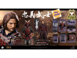 [Pre-order deposit] PopToys 1/6 EX026B Devoted Samurai - Deluxe version_ Box Set _PT096Y
