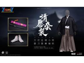 PopToys 1/6 EX030C Benevolent Samurai_ Petition Set _PT111C