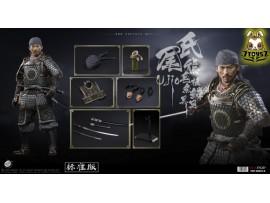PopToys 1/6 EX031 Brave Samurai: Ujio Standard version_ Box Set _PT116Z