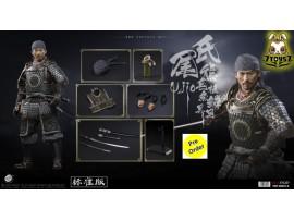 [Pre-order deposit] PopToys 1/6 EX031 Brave Samurai: Ujio Standard version_ Box Set _PT116Z