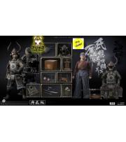 [Pre-order deposit] PopToys 1/6 EX031 Brave Samurai: Ujio Deluxe version_ Box Set _PT116Y