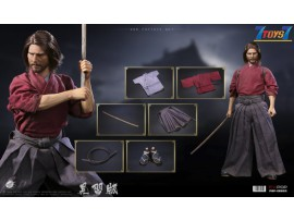 PopToys 1/6 EX032 Devoted Samurai Trainee version_ Box Set _PT117A