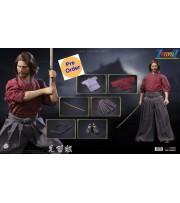 [Pre-order deposit] PopToys 1/6 EX032 Devoted Samurai Trainee version_ Box Set _PT117A