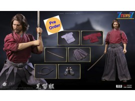 [Pre-order deposit] PopToys 1/6 EX032 Devoted Samurai Trainee version_ Box Set _PT117A