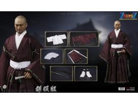 PopToys 1/6 EX034 Benevolent Samurai Robes version_ Box Set _PT117C