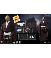 [Pre-order deposit] PopToys 1/6 EX034 Benevolent Samurai Robes version_ Box Set _PT117C