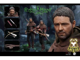 PopToys 1/6 EX21 Chivalrous Robin Hood_ Box Set _Now PT089Z