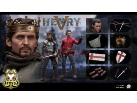 PopToys 1/6 EX22 King Henry V of England_ Box Set _PT090Z