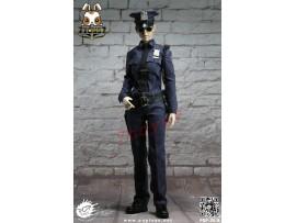 PopToys 1/6 F24B New York Police_ Policewoman Box Set _NYPD Now PT046B
