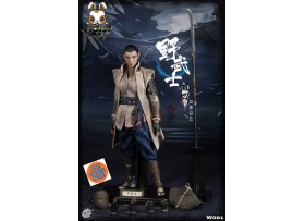 [Pre-order] PopToys 1/6 W001 Warrior Women Series: Female Ronin - Nobushi_ Box _PT070Z