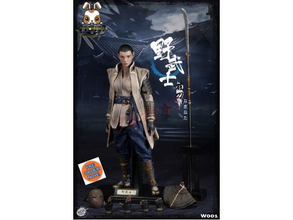 [Pre-order] PopToys 1/6 W001 Warrior Women Series: Female Ronin - Nobushi_ Box _PT070Z