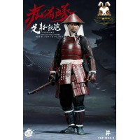 PopToys 1/6 W06A Ashigaru - Teppo_ Standard Box Set _Japanese Warrior PT080Z