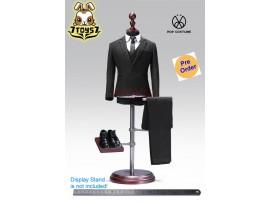 [Pre-order] PopToys 1/6 X27A Western-style clothes suit_ Black Set _PT086A