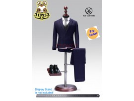 [Pre-order] PopToys 1/6 X27B Western-style clothes suit_ Blue Set _PT086B