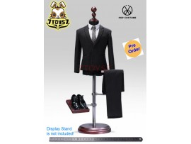 [Pre-order] PopToys 1/6 X28A Western-style clothes stripped suit_ Black Set _PT087A