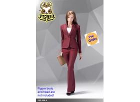 [Pre-order] PopToys 1/6 X30 Office Lady Suit Pants Ver (Red)_ Set _PT098A