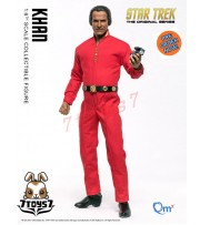 [Pre-order] QMx 1/6 Star Trek The Original Series TOS - Khan Noonien Singh_ Box Set _QX005Z