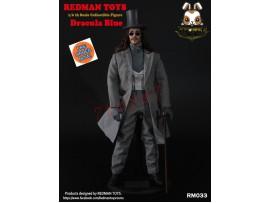 [Pre-order] REDMAN TOYS 1/6 RM033 Dracula Gray_ Box Set _Movie RM007Z