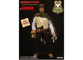 [Pre-order] Redman Toys 1/6 RM042 The Cowboy: The Good_ Box Set _RM013A