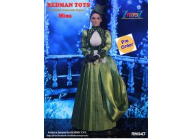 [Pre-order deposit] Redman Toys 1/6 RM047 Dracula Mina_ Box Set _RM014Z