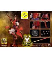 [Pre-order deposit] RingToys 1/6 Dynasty Warriors 8 - Zhou Yu_ Box Set _ZZ155F