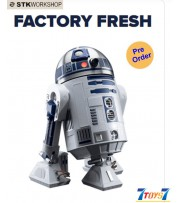 [Pre-order deposit] STK Workshop 1/2 R2D2 Factory Fresh_ Set _STK002A