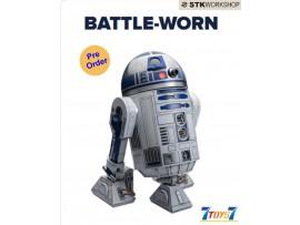 [Pre-order deposit] STK Workshop 1/2 R2D2_ Battle Worn Set _STK002B