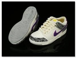 Sneaker Model 1/6 Nike Casual shoes S1#14 SMX01L