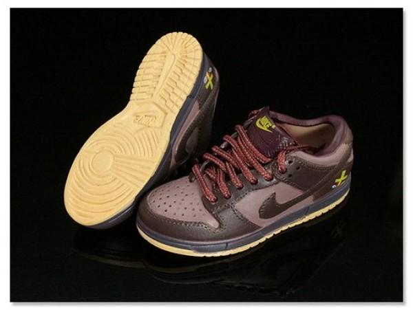 Sneaker Model 1/6 Nike Casual shoes S1#23 SMX01U