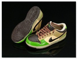 Sneaker Model 1/6 Nike Casual shoes S1#26 SMX01X