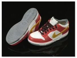 Sneaker Model 1/6 Nike Casual shoes S1#27 SMX01Y