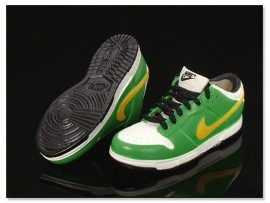 Sneaker Model 1/6 Nike Casual shoes S1#32 SMX02E