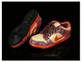 Sneaker Model 1/6 Nike Casual shoes S1#33 SMX02F