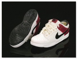 Sneaker Model 1/6 Nike Casual shoes S1#41 SMX02N