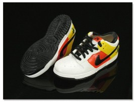 Sneaker Model 1/6 Nike Casual shoes S1#48 SMX02U