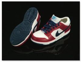Sneaker Model 1/6 Nike Casual shoes S1#50 SMX02W